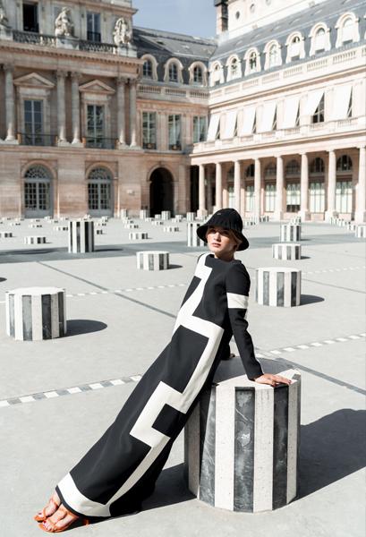 Vogue Spain. Adèle Farine