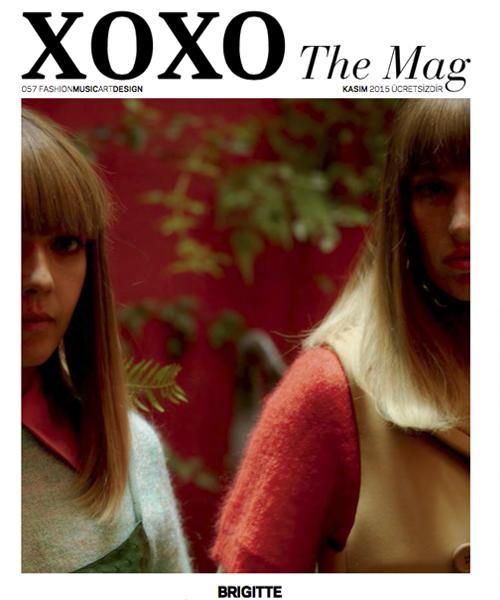 XOXO The Mag. Brigitte