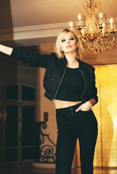 Vogue Spain. Caroline Vreeland