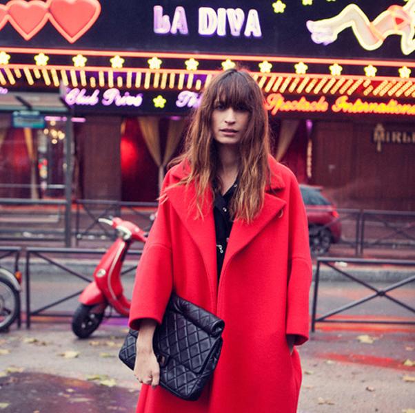 Caroline de Maigret. Vogue Spain