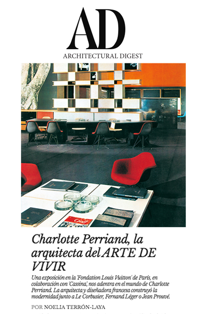 Charlotte Perriand - Architectural Digest