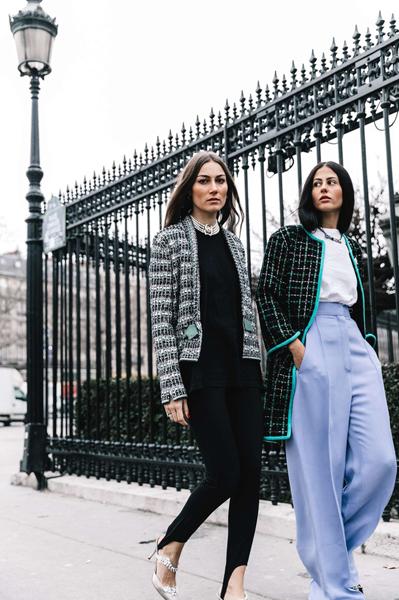 Vogue Spain. Giorgia Tordini & Gilda Ambrosio