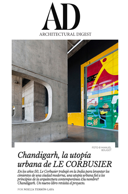 Le Corbusier - Architectural Digest