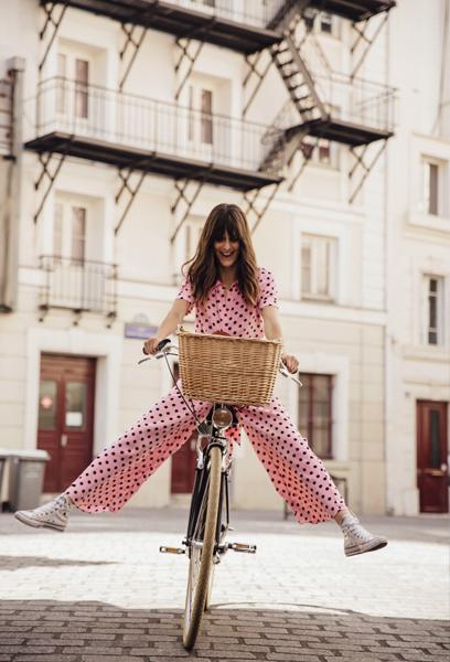 Leia Sfez. Vogue Spain