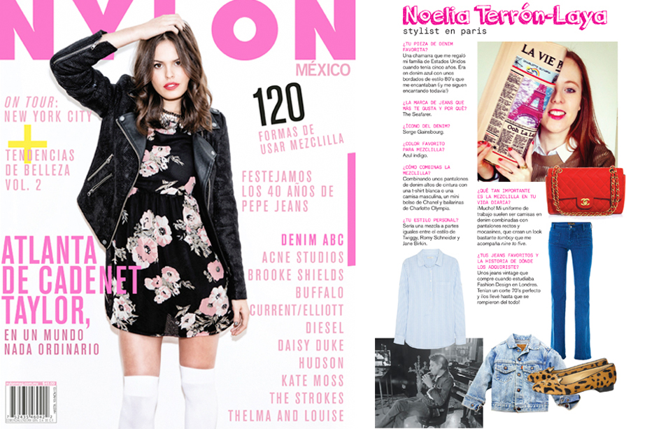 NYLON MAGAZINE (Mexico)