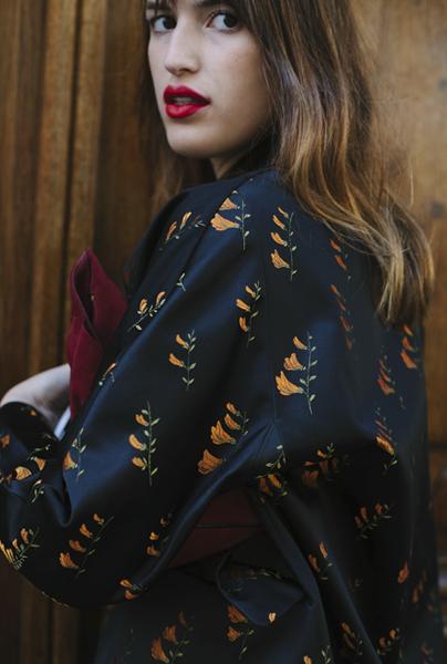 Vogue Spain & Vogue Mexico. Jeanne Damas