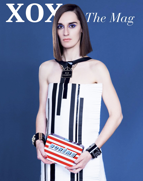 xoxo the mag. YELLE in Paris